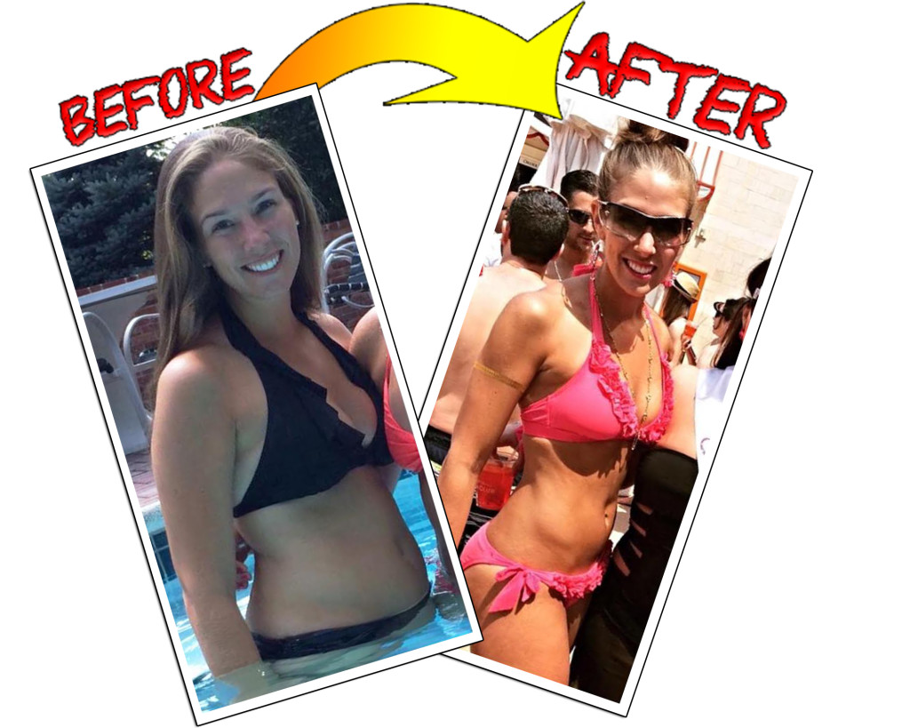 Rapid Fat Loss Program success