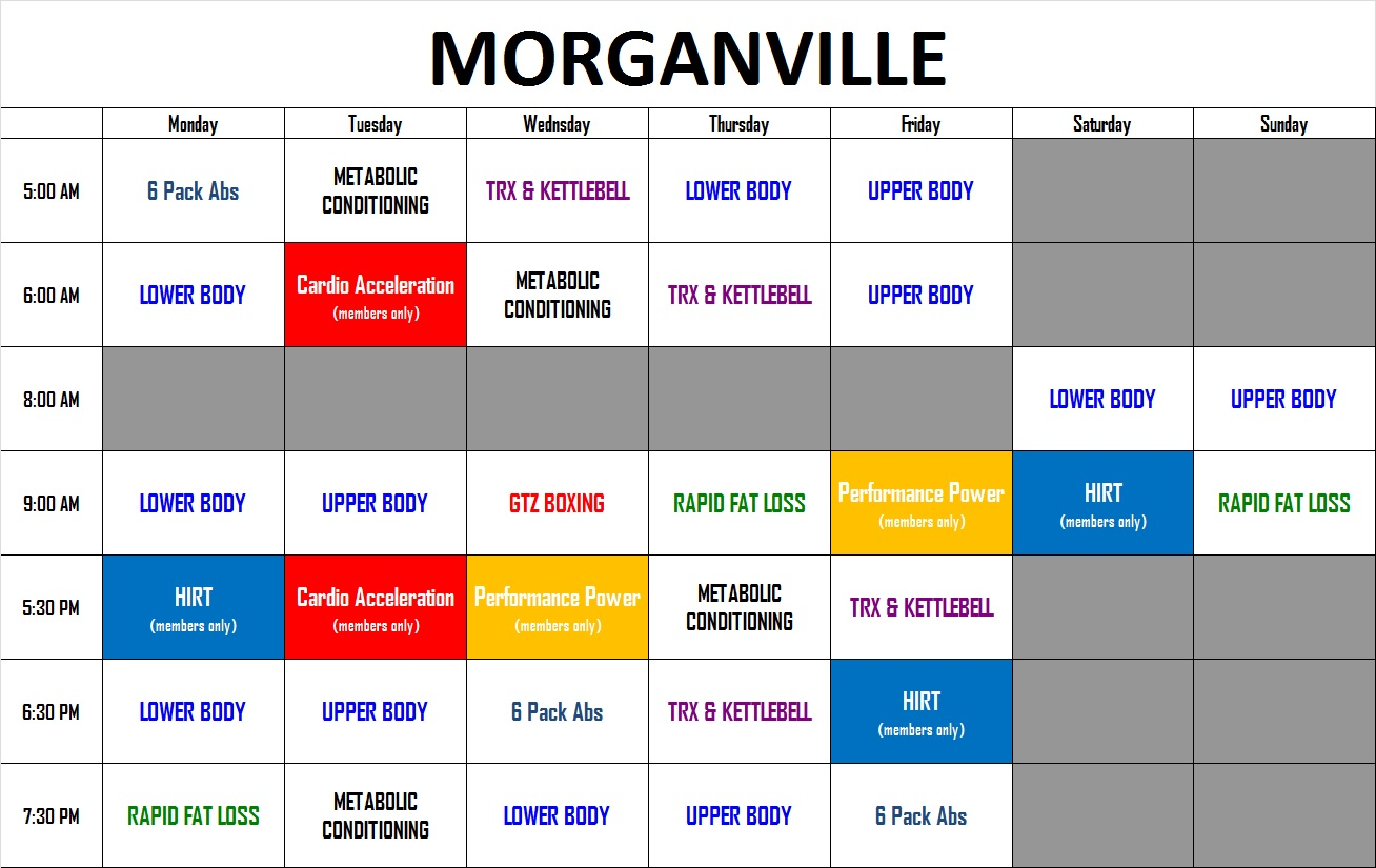 morganville-personal-training-and-bootcamp-gym-schedule